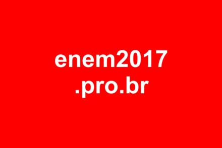 Gabarito Enem 2016 PPL